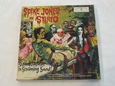 Reel to Reel Spike Jones in Stereo