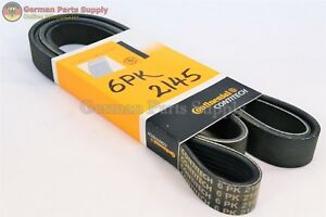 MERCEDES-BENZ CONTINENTAL SERPENTINE DRIVE V-BELT  OEM 0089973892 / 6PK2145