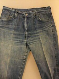 Levi's STA PREST 566 Jeans Hose, W 36 / L 30 Dark wash Indigo Rockabilly Denim