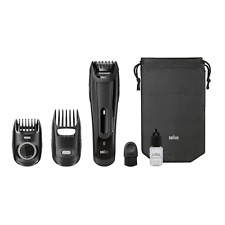 Braun Beard Trimmer BT5070 With Charging Dock/Complete Washable