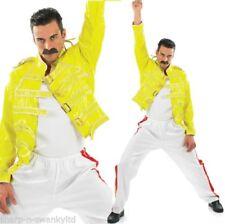 Déguisements costumes jaunes pour homme taille XL