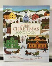 Merry Christmas Songbook 100 Holiday Carols Classics Lyrics Readers Digest 2003