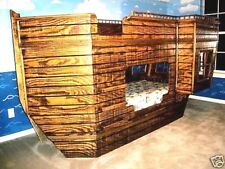 Pirate Ship Theme Children's Bed