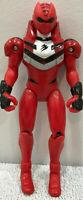 Power Rangers Jungle Fury RED TIGER STRIKE RIDER Ranger Bandai Action Figure