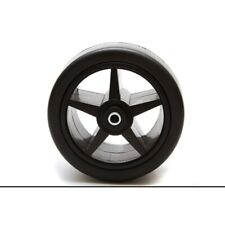 342 Black spoked front wheel for Powakaddy and NEW Hill Billy  (C Floor)
