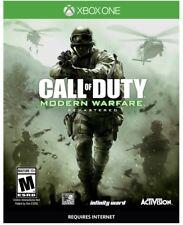 "Call of Duty: Modern Warfare Remastered (Microsoft Xbox One, 2017) ""NEW/SEALED"""
