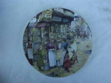 Davenport The Milkmaid - Cries of London Cabinet Plate - Box + Certificate