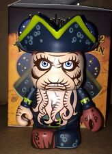 "Davy Jones 3"" Vinylmation Pirates of the Caribbean Series #2 Squid Face Villain"