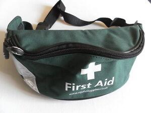 St John Ambulance Outdoor First Aid Kit - Zenith Bum bag