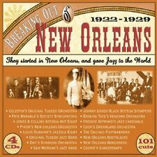 Breaking Out Of New Orleans 1922-29 (2004, CD NEUF)