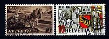 SWITZERLAND - SVIZZERA - 1941 - Propaganda per l'Agricultura - 750° di Berna