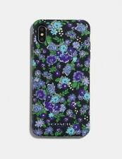 Coach iPhone XS MAX (10 plus) Case Posey Cluster Print