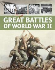 Great Battles of World War II 28 IMPORTANT ACTIONS NEW FREE SHIP!