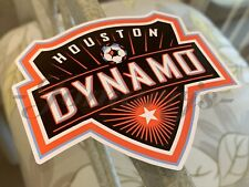 Houston Dynamo Club Team Logo MLS Sticker Decal Vinyl #ForeverOrange #HoldItDown