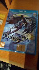 Bayonetta 2 - Nintendo Wii U - Italiano, triangolino azzurro, nuovo, sigillato