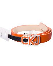 CALVIN KLEIN Women's Belt Size 90 100% Leather