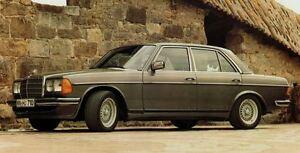 Mercedes W123 LORINSER SIDE SKIRTS PAIR.  Sedan Wagon 4881005 / 4881006 GENUINE