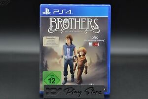 Brothers / A Tale of Two Sons - Sony PlayStation 4 (PS4) Spiel + OVP - Sehr Gut