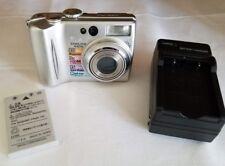 Nikon COOLPIX 4200 4.0MP Digital Camera - Silver *GOOD CONDITION*