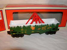 Lionel 6-82710 Christmas PRR Ice Breaker Tunnel Hopper Car O 027 MIB 2015 Pennsy