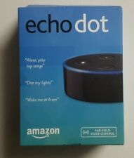 Amazon Echo Dot 2nd Generation with Alexa Smart Small Home Voice Assistant