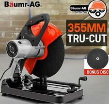 "Heavy-duty 2200W Motor 355mm /14"" Industrial Electric Metal Cut Off Drop Saw"