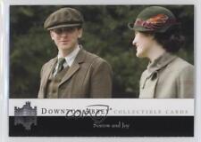 2014 Cryprozoic Downton Abbey Series 1 & 2 #108 Sorrow and Joy Card 0f8