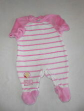 George Velour Girls' Babygrows & Playsuits (0-24 Months)