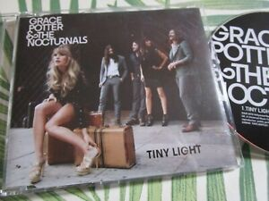 Grace Potter & The Nocturnals Tiny Light Promo Island, Hollywood Records CD