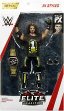 WWE Mattel AJ Styles Elite Series Top Talent 2019 Figure