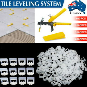 4000 Tile Leveling System Clips Plier Levelling Spacer Tiling Tool FloorWall 1.5
