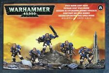 Space Marine Scouts Games Workshop Warhammer40,000 Brand New 99120101224