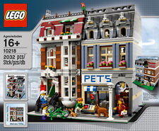 LEGO in esclusiva/Exclusive - 10218 Creator PET SHOP/toelettatura-NUOVO & OVP