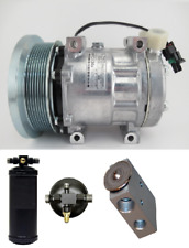 NEW AC COMPRESSOR SERVICE PACKAGE AGCO 1054 ROGATOR  AG719144 SD7H15