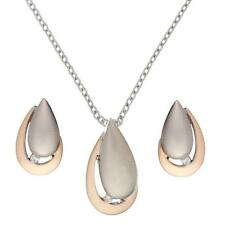 Conjuntos de joyas con diamantes o gemas de oro