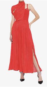 Her Universe Disney Cruella Red DressSize 3X Hot Topic Crinkled Satin Red Dress