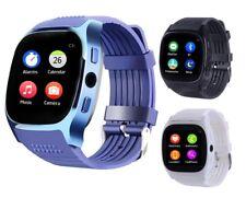T8 Premium SmartWatch Uhr Bluetooth Samsung Galaxy S9 PLUS Android Kamera Handy