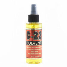 C-22 SOLVENT SPRAY 4OZ BY WALKER LACE TAPE AND SOFT BONDS REMOVER