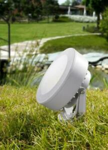 Fumagalli TOMMY OPAL LED Outdoor Floodlight IP66 with Lamp 4000k