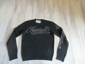 pull homme KAPORAL noir taille S