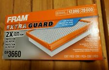 Fram CA3660 Air Filter Brand New In The Box Super Fast Shipping Cabin