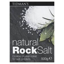 Tidmans Rock Salt 500g