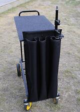 Light stand, Mic stand, bag for Rock N Roller cart Mattews Bogen Manfrotto Arri
