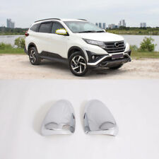 Rearview Side Door Mirrors Cover 2pcs For Toyota Rush / Daihatsu Terios 18 - 20