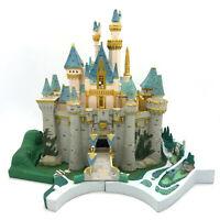 Disneyland California Sleeping Beauty Castle AURORA Diorama Miniature Toy Used