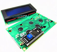 Blue Display Serial Interface 2004 Character LCD Module NEW