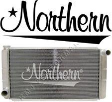 "Northern 209622 Ford Mopar Universal Aluminum Racing Radiator 28"" x 16"" Race Pro"