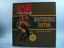G I Joe Action Marine Masterpiece Edition Vol Iii Action Figure & History Book