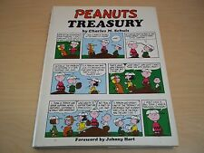 Vintage Peanuts Treasury by Charles M. Schulz - 1968 - First Edition - Fine