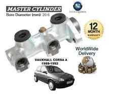 Per Opel Vauxhall Corsa A 1988-1992 CLUTCH MASTER CYLINDER